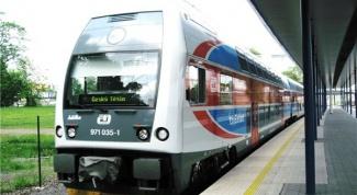 Как поехать в Прагу на поезде из Москвы