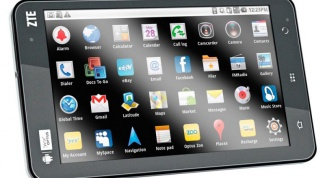 What programs must be installed on the tablet