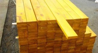 Каким антисептиком обработать деревянный столб