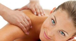 Чем полезен массаж для похудения