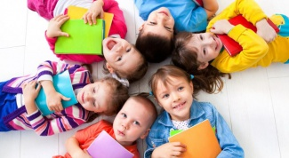 What are the rights of the child in kindergarten
