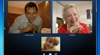 How to organize a group video call on Skype