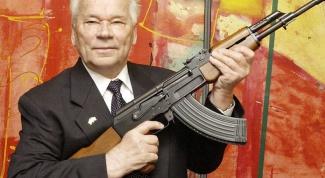 Калашников Михаил Тимофеевич: биография