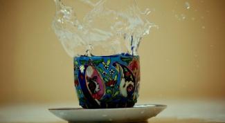 Как раскрасить чашку