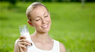 Кисломолочный напиток тан: польза