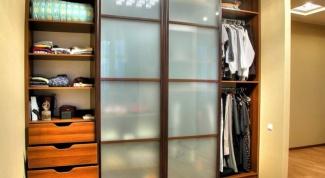Встроенный шкаф своими руками – несколько полезных советов...