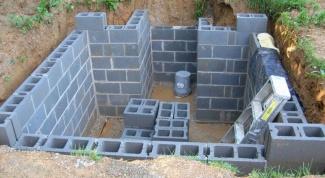 Как забетонировать потолок погреба