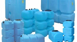Накопительный бак для воды: разновидности и особенности выбора