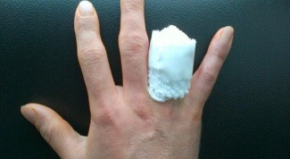 What to do if you cut off your finger