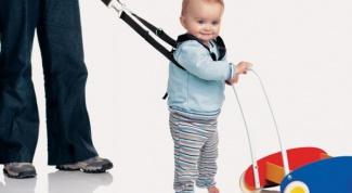 Зачем нужен поводок для ребенка