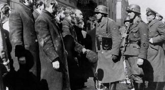 В чем причины холокоста
