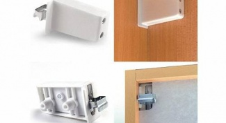 Something to hang kitchen cabinets: choice of mounts