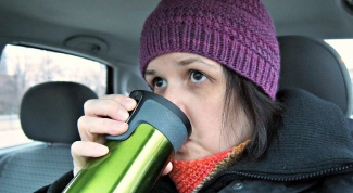 How to brew coffee in a thermos