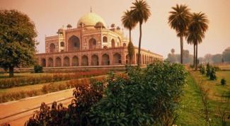 Как называется столица Индии