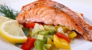 Как приготовить рыбу горбушу