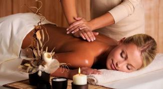 Классический массаж спины: польза и вред