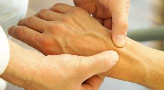 Тендовагинит: лечение и первые признаки