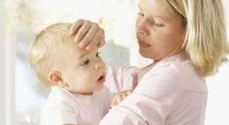 Почему повышается температура у грудного ребенка