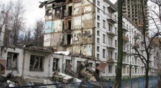 Каков срок эксплуатации домов хрущевок