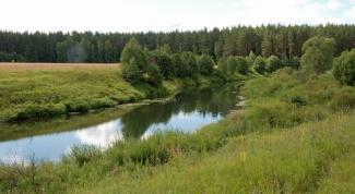 Where better to fish on the river Shosha