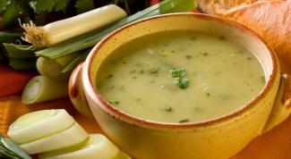 Как правильно варить гороховый суп
