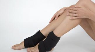 Растяжение голеностопа: диагностика и методы лечения