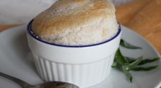Как приготовить яблочное суфле