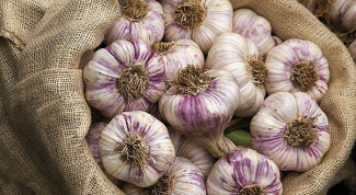 When to remove winter garlic