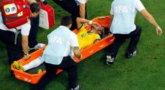 Какие потери в составе понесла Бразилия перед полуфиналом ЧМ 2014 по футболу
