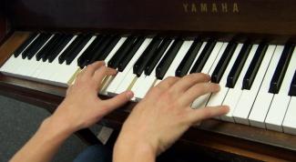 Как построить аккорды в соль мажоре