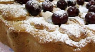 Баскский пирог