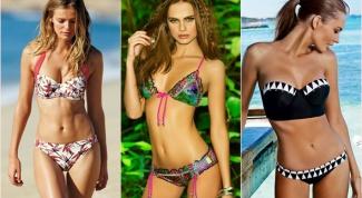 Какой выбрать купальник, если у вас маленький размер груди