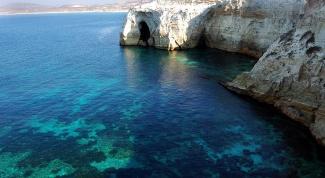 Средиземное море - история и особенности