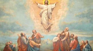 Как происходило вознесение Иисуса Христа