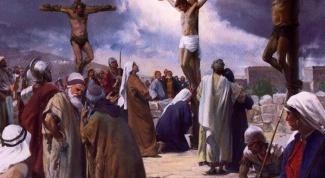 Священное Предание Церкви: кто первым попал в рай