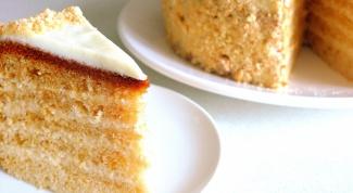 Как приготовить медовый торт «Необычный»