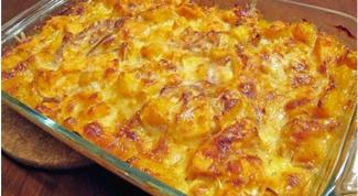 Как готовится картофельная запеканка