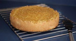 Как приготовить яблочно-пудинговый пирог
