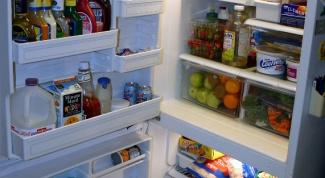 Что может храниться в холодильнике