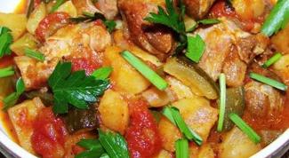 Как приготовить вкусное азу по-татарски