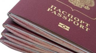 Какого цвета загранпаспорт у россиян