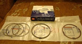 Как заменить кольца на ВАЗ 2108