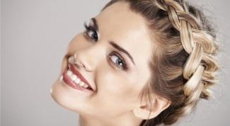 Как создать красивую косу на тонких волосах