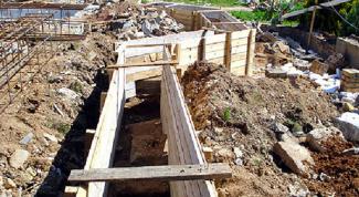 Какой фундамент сделать для частного дома на глинистом грунте