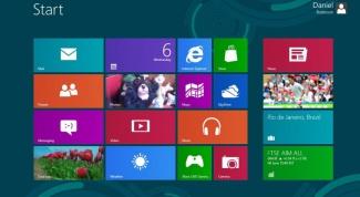Как в windows 8 сменить тему