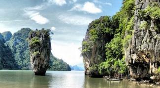 Где самые красивые места в Таиланде