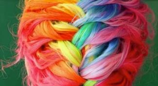 Какой краской лучше не красить волосы