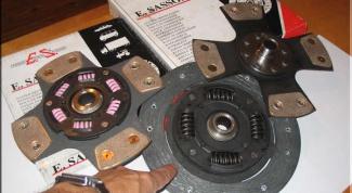 Как менять сцепление на ВАЗ 21099