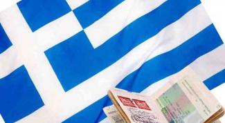 Какие документи нужны для мультивизы в Грецию