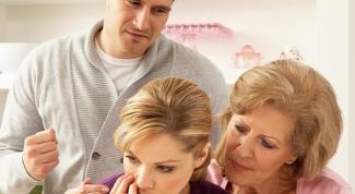 Почему муж не любит вашу маму